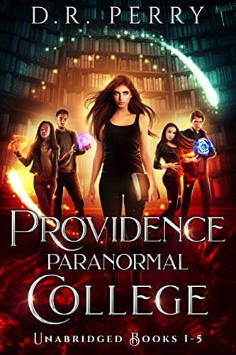 Providence Paranormal College (Books 1-5)