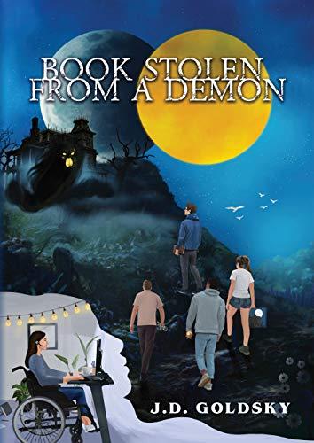 Book Stolen From A Demon