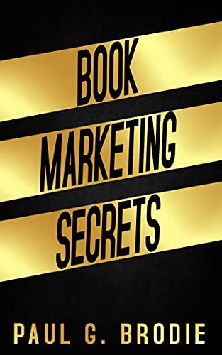 Book Marketing Secrets