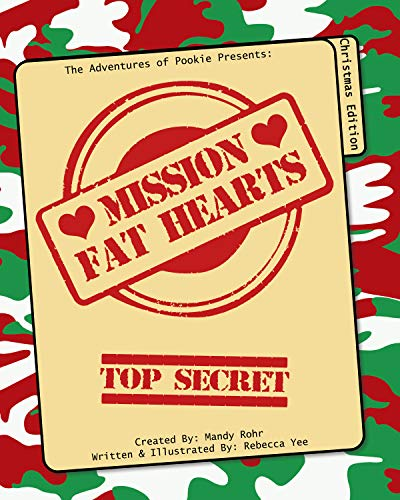 Free: The Adventures of Pookie: Mission Fat Hearts
