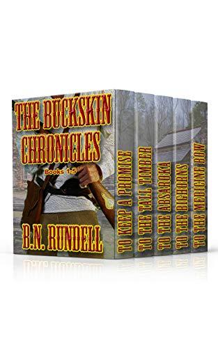The Buckskin Chronicles: Volumes 1-5