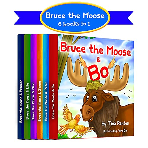 Free: Bruce The Moose